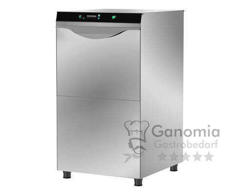Geschirrspülmaschine 4x Spülprogramm(e) Standgerät mit Reinigerpumpe