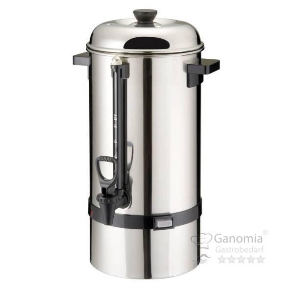 Kaffeebereiter 6,5 Liter Edelstahl