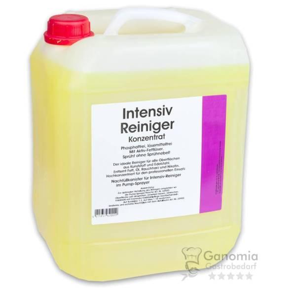Reiniger Konzentrat Premium gg. Fette und Öle, Edelstahl/Kunststoff , 5 L Kanister