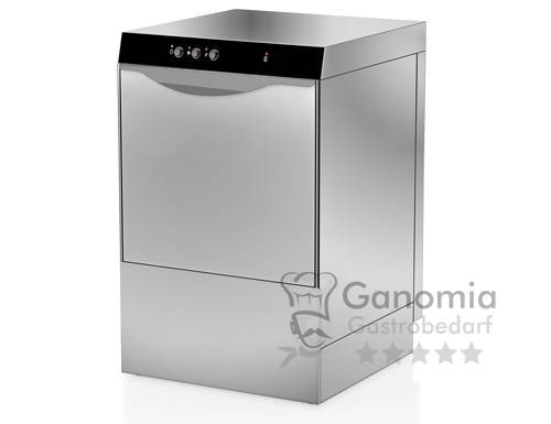 Geschirrspülmaschine 2x Spülprogramm(e) Unterbaugerät mit Reinigerpumpe