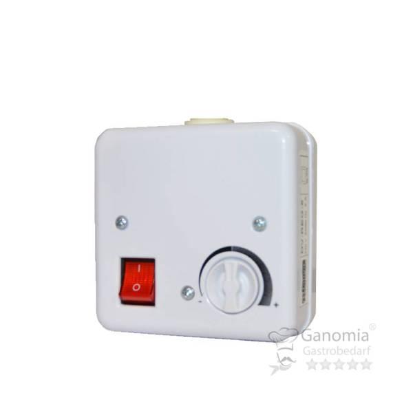 Drehzahlregler 230V 5A Stufenlos Regelbar