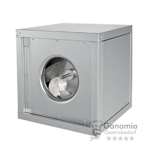 Küchenabluftventilator bis 10.000 m³/h nach VDI 2052