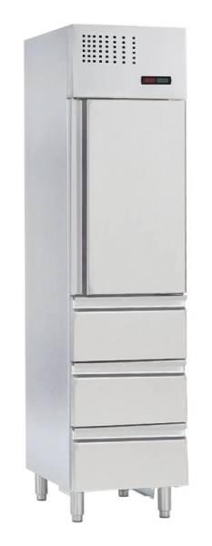 Gastro Kühlschrank Umluftkühlung mit 1 Tür