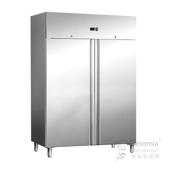 Edelstahl Tiefkühlschrank 1311 Liter