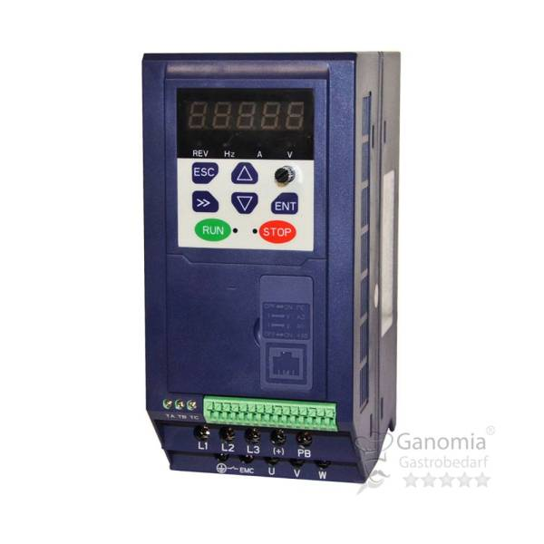 Frequenzumrichter / Regler 400 V - 4 kW - 9 Ampere