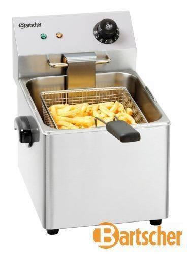Bartscher Fritteuse 5 Liter Elektro Tischgerät