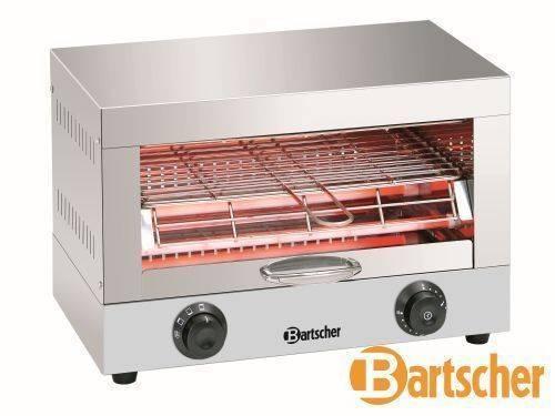 Bartscher Toaster Toasten/ Überbacken 1700W Gastro