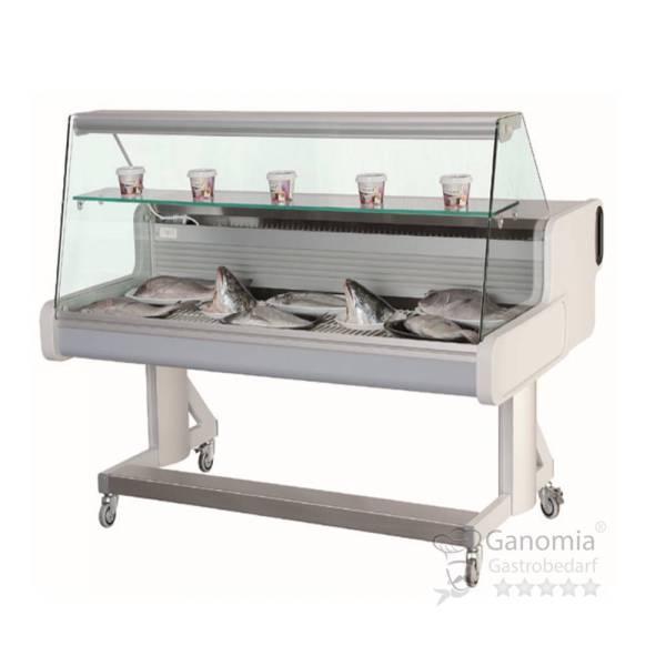 Fischkühltheke 156,4 x 111,4 x 110,5 cm