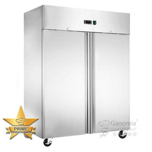 Gastro Kühlschrank 1400 Liter Umluft Edelstahl