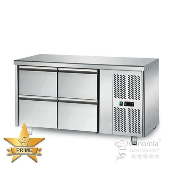 Kühltisch 4 Schubladen Höhenverstellbar