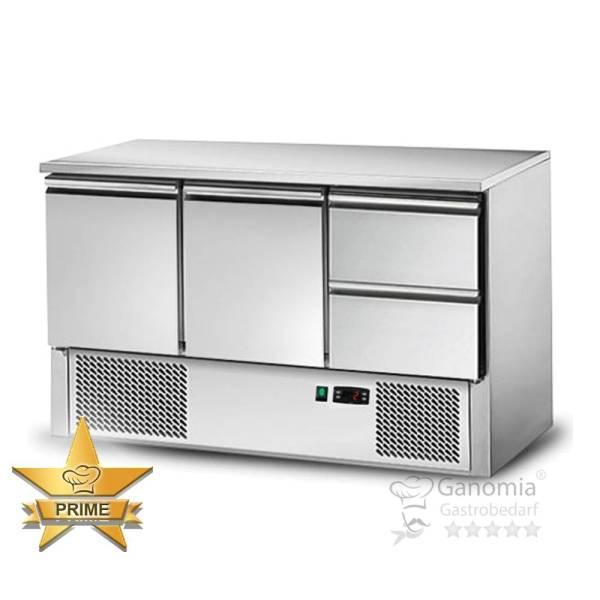 Kühltisch 2 Türen 2 Schubladen